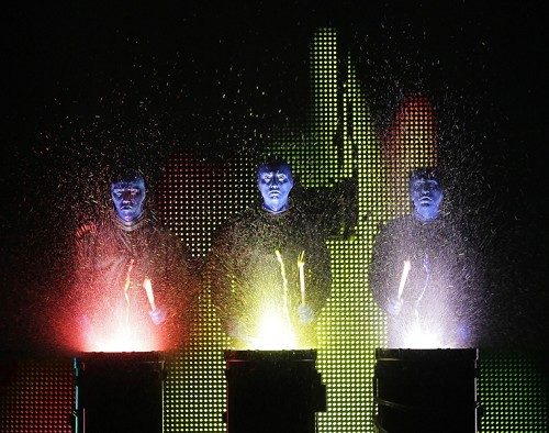 THE BLUE MAN GROUP (National Tour)
