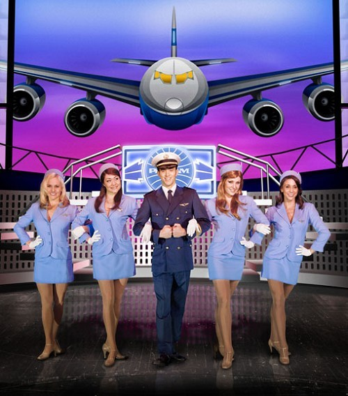 CATCH ME IF YOU CAN - THE MUSICAL <br>(National Tour)