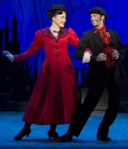 MARY POPPINS <br>(National Tour)