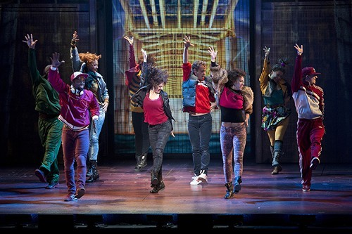 FLASHDANCE THE MUSICAL (National Tour)