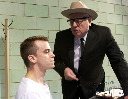 OSWALD, THE ACTUAL INTERROGATION
