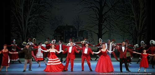 IRVING BERLIN'S WHITE CHRISTMAS - National Tour