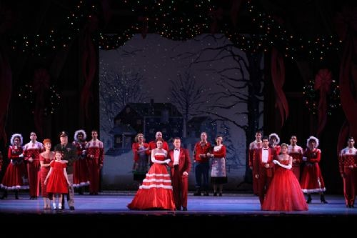 IRVING BERLIN'S WHITE CHRISTMAS (National Tour)