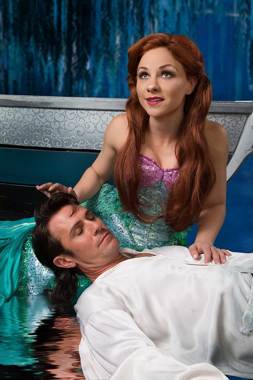 DISNEY'S THE LITTLE MERMAID - National Tour