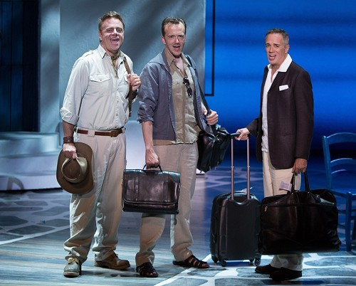a critique of the musical mama mia directed by phyllida lloyd benny andersson and bjorn ulvaeus Produced by judy craymer, gary goetzman executive producers, benny andersson, bjorn ulvaeus, rita wilson, tom hanks, mark huffam directed by phyllida lloyd screenplay, catherine johnson, based the original musical book by johnson, originally conceived by judy craymer, based on the songs.