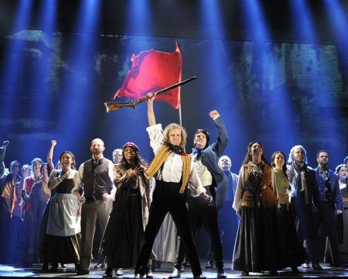 LES MISERABLES (National Tour)