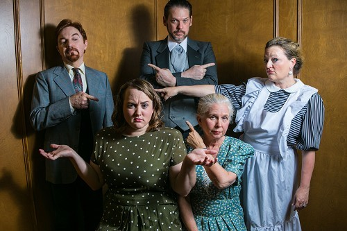 WHODUNIT...THE MUSICAL