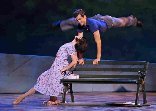 AN AMERICAN IN PARIS- A NEW MUSICAL