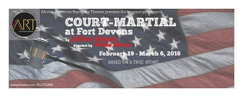 COURT-MARTIAL AT FORT DEVINS