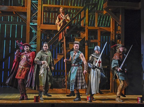 HOOD: The Robin Hood Musical Adventure