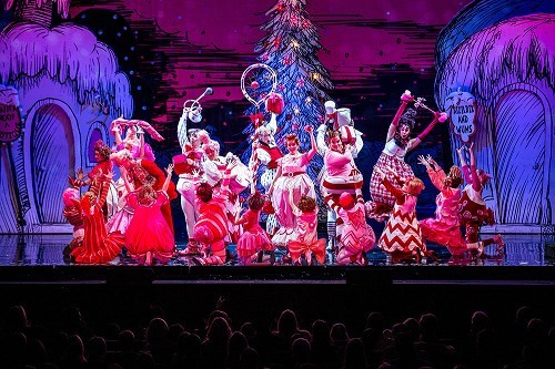 Dr. Seuss' HOW THE GRINCH STOLE CHRISTMAS! THE MUSICAL!