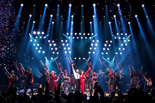 ON YOUR FEET: THE EMILIO & GLORIA ESTEFAN BROADWAY MUSICAL