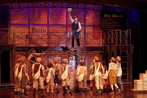 Disney's NEWSIES - The Musical