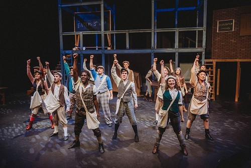 DISNEY'S NEWSIES – THE BROADWAY MUSICAL