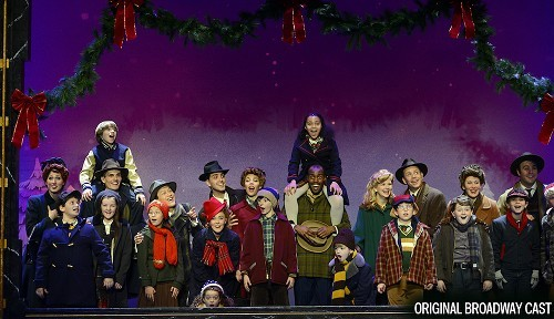 A CHRISTMAS STORY – THE MUSICAL