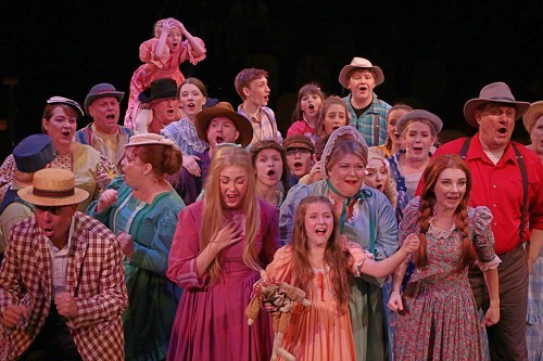 LITTLE HOUSE ON THE PRAIRIE, The Musical