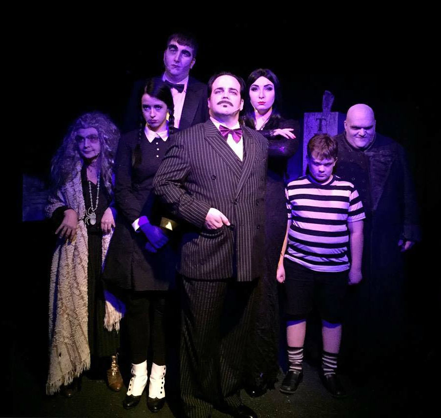 The Addams Family - Plaza Theatre Company