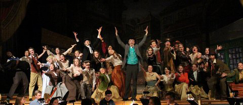 Waxahachie HS - THE MYSTERY OF EDWIN DROOD