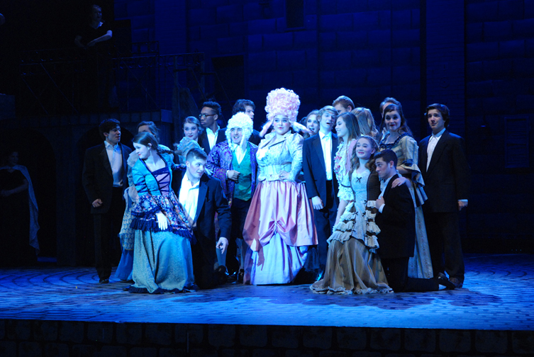 Pearce HS - LES MISERABLES
