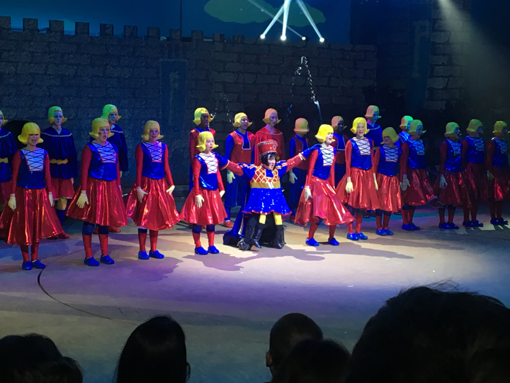 Grapevine Faith Christian School - SHREK