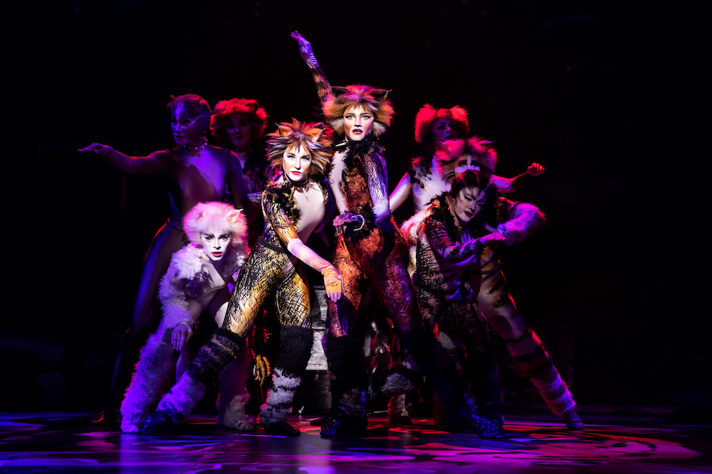 CATS WILL PLAY DALLAS' MUSIC HALL AT FAIR PARK FROM NOVEMBER 5 TO NOVEMBER 17