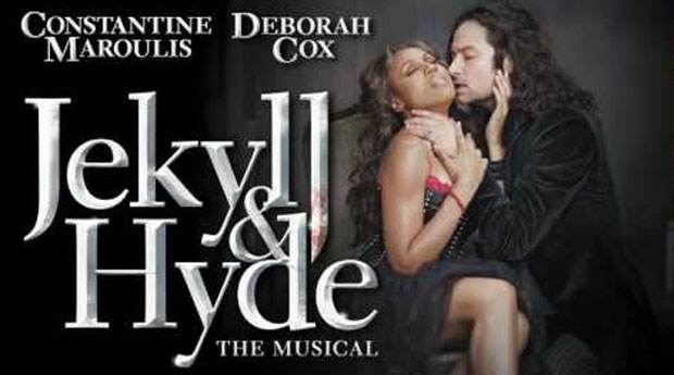 Jekyll and Hyde starring Constantine Maroulis